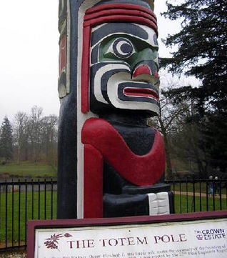 indianer der nordwestküste